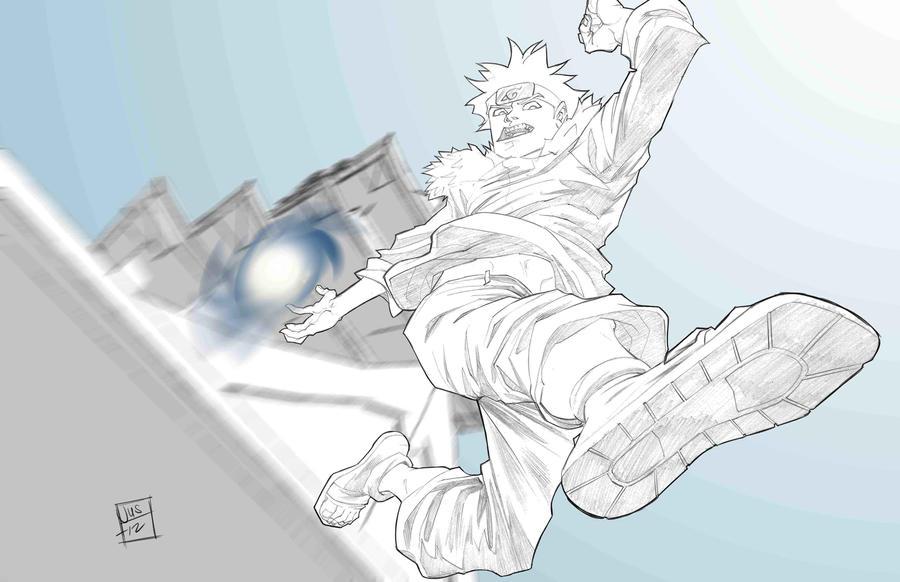 Naruto by jusdog