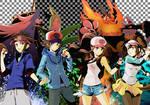 Pokemon One More Final Cover