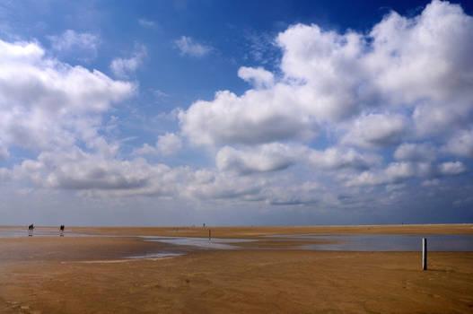 Texel: the beach