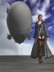 Zeppelin by caastel