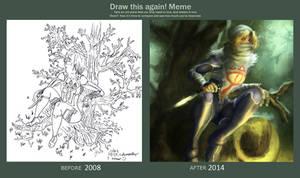 Draw This Again Sheik