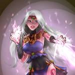 Speed art Brier the royal sorcerer
