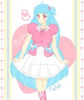 .:Gift:. Minyu OC