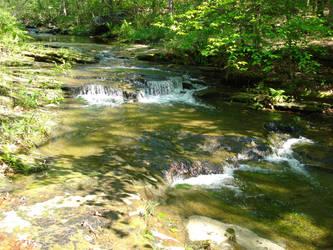Creek Streams by Kayradim