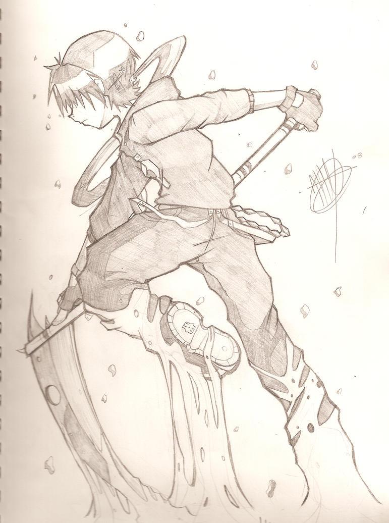 Yoshi 002 by GenuineHero