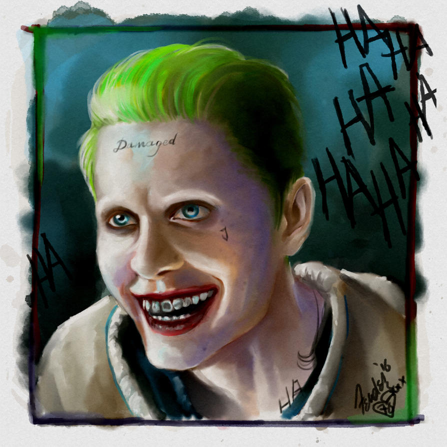 Joker by junfender
