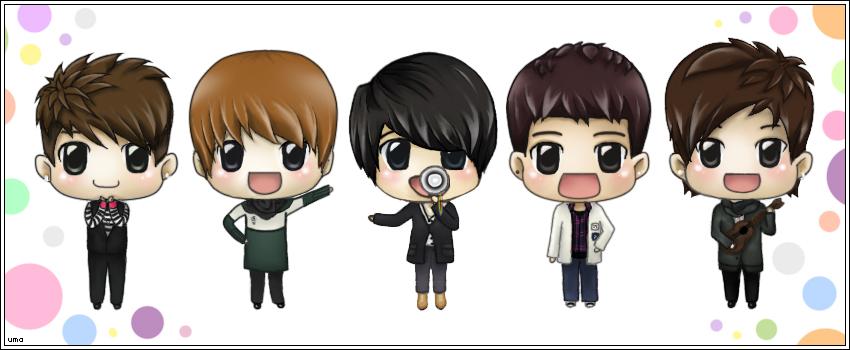 Hình manga của các nhóm nhạc Hàn DBSK___Chibi_by_sarangakaumA