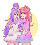 Machiko and Yunna [COMM]