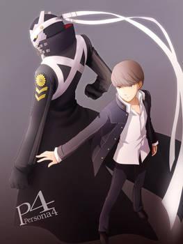 P4 Hero and Izanagi