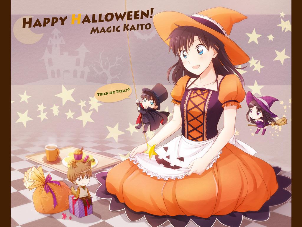 Magic Kaito - Happy Halloween 2012 by Arya032