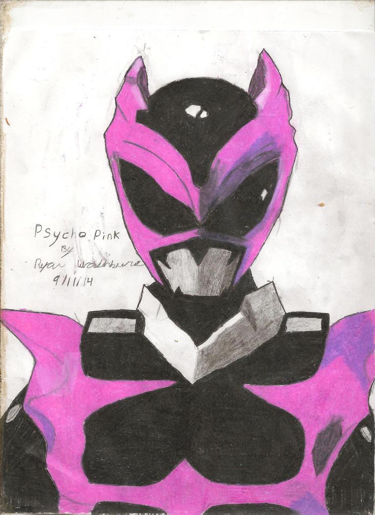 Psycho Pink by DarkAlicornWarrior on DeviantArt