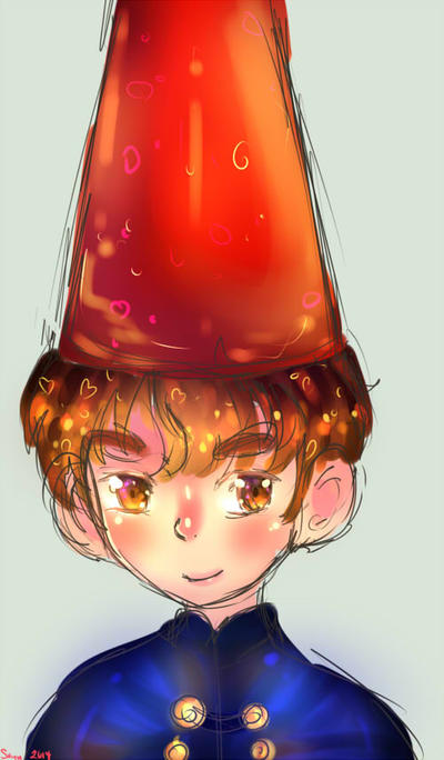 Wirt Sketch by zeldatwilightfreak