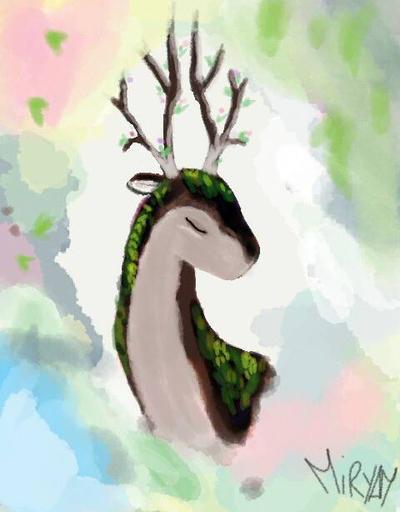 Yung Deer by FurlaRiry2002