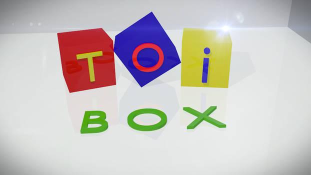 Precursor | ToiBox Logo | Logo