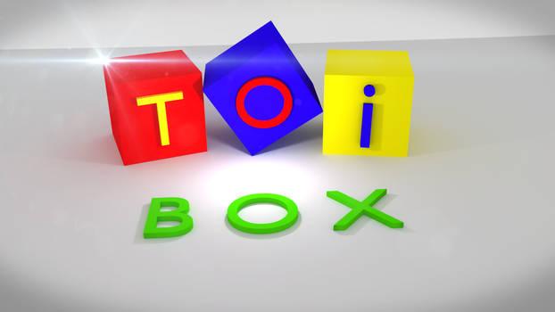 Precursor | ToiBox Logo Revised | Logo