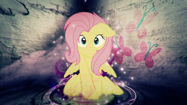 Oops! Accidentally Summoned Fluttershy!