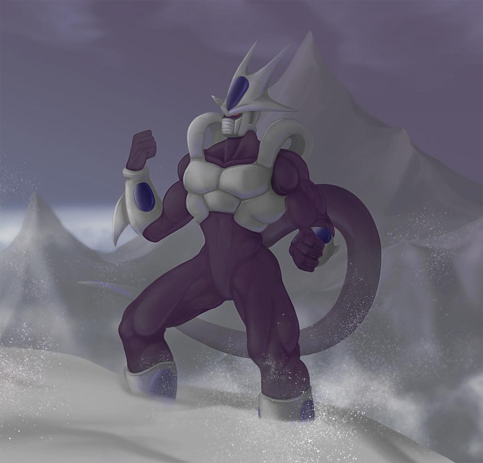cooler final form by GrinningIguana on DeviantArt