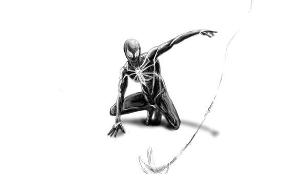 Symbiote by superbill22