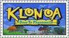 Klonoa: Door of Phantomile Stamp by CaptRiskyBoots