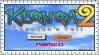 Klonoa 2 Lunatea's Veil Stamp by CaptRiskyBoots
