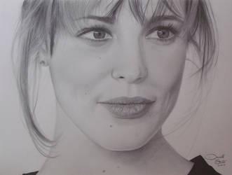 Rachel McAdams by DaniiSantos