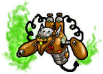 Steampunk Gargoyle