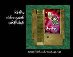 Mock NES Cartridge