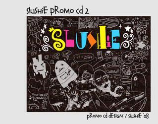 Slushie Promo CD by ixis
