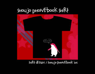 Shoujo Phonebook Shirt