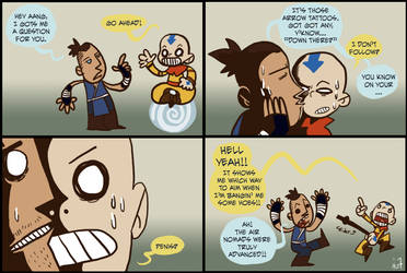 Avatar: The Last Pimpbender by ixis