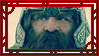 Gimli Stamp by XNedra22