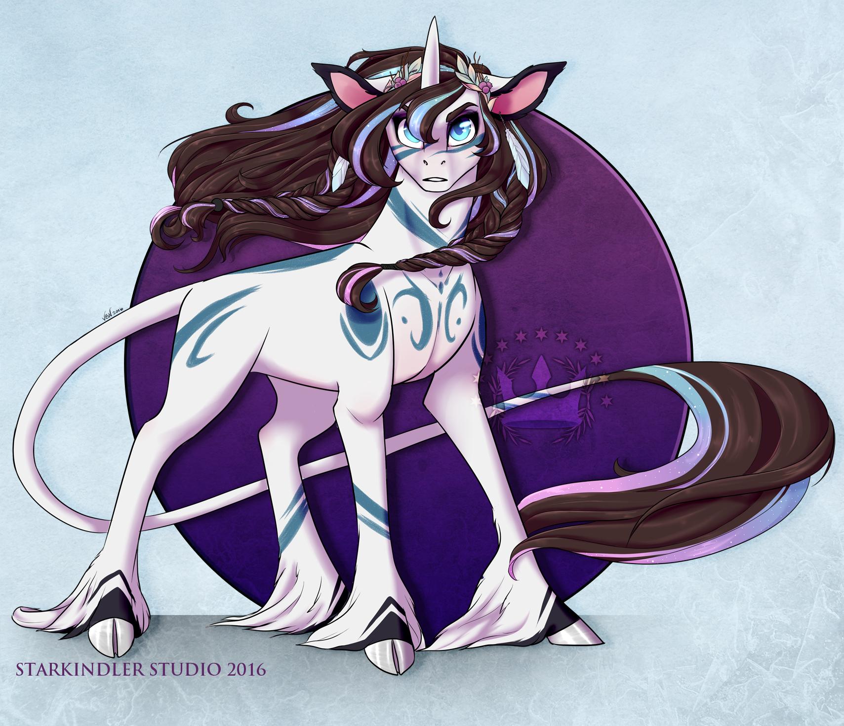 Feral Princess by StarkindlerStudio