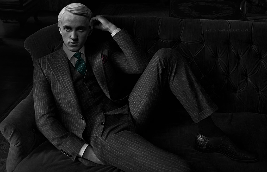 Draco Malfoy 2015 250915 by Muftachka on DeviantArt