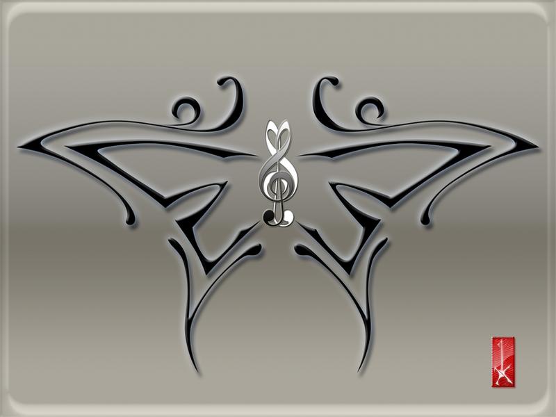 Butterfly X - Music Butterfly