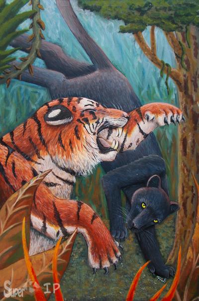 Junglebook Wildcats by Super-kip