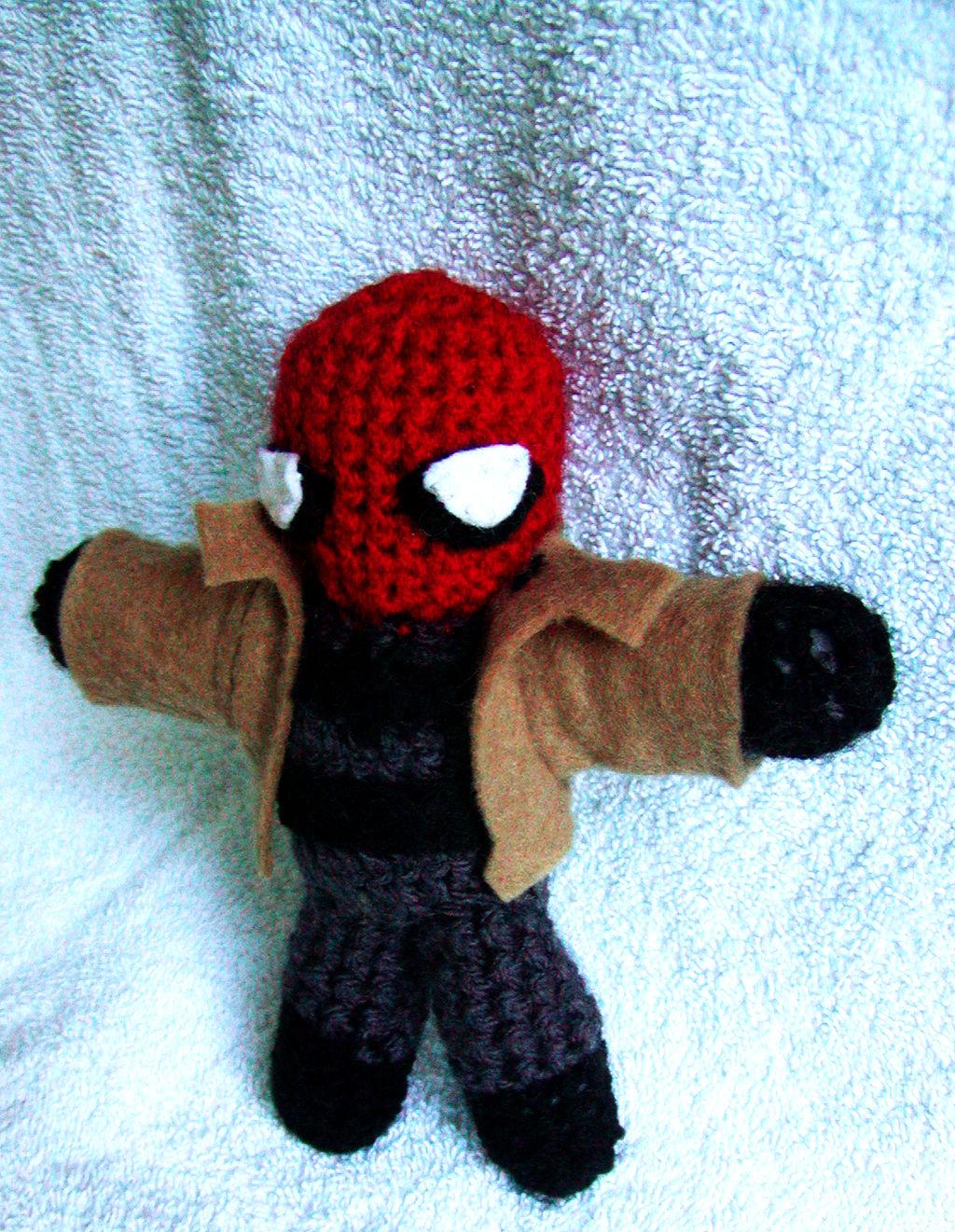 Batman Croche Amigurumi Boneco Pelucia Brinquedo Criança Toy - R ... | 1321x1024