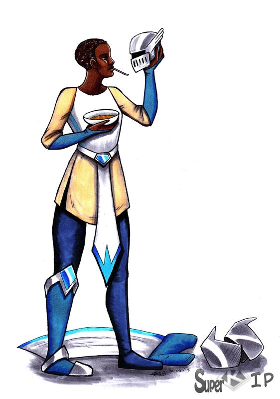 White Knight by Super-kip