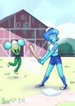 Steven Universe - Bob And Peridot