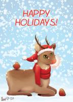 Rudolph 2016 by Super-kip