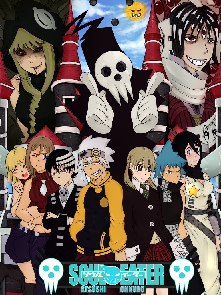 Soul Eater 2014 by Miss-NoIdentity