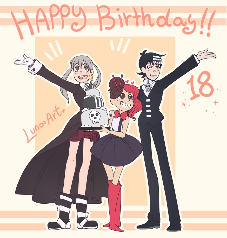 Happy Birthday by Miss-NoIdentity