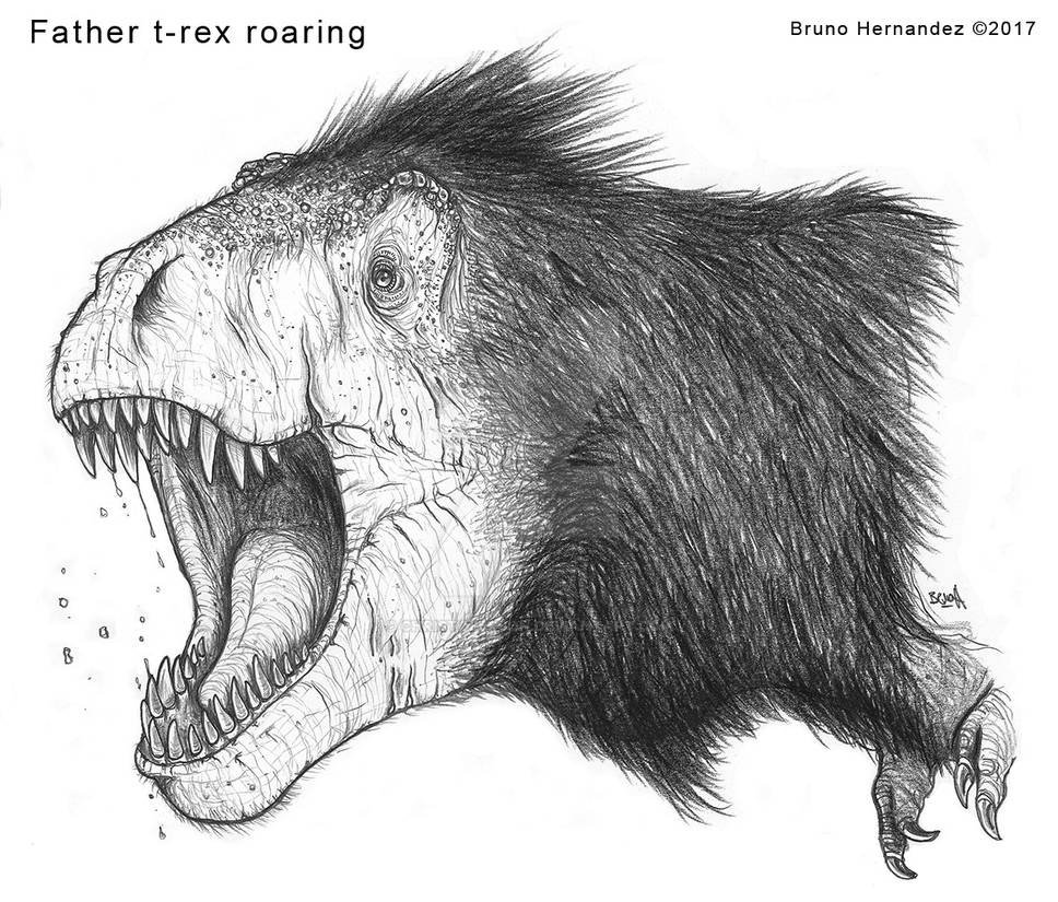 Father T-rex