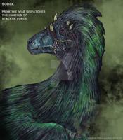 Sobek the Utahraptor
