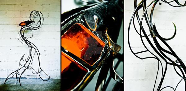 Lampe de Salon by Factory-10-18