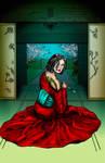 Kabuki color by lifeinblues