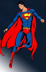 Superman by lifeinblues
