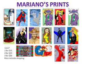 Mariano Prints
