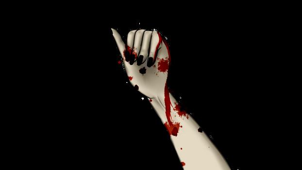 I like drawing blood XD