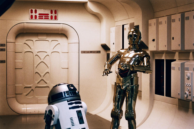 R2d2 And C3po Wallpaper R2D2 and C3PO by Shadr...
