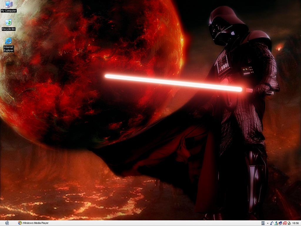 Darth Vader Desktop
